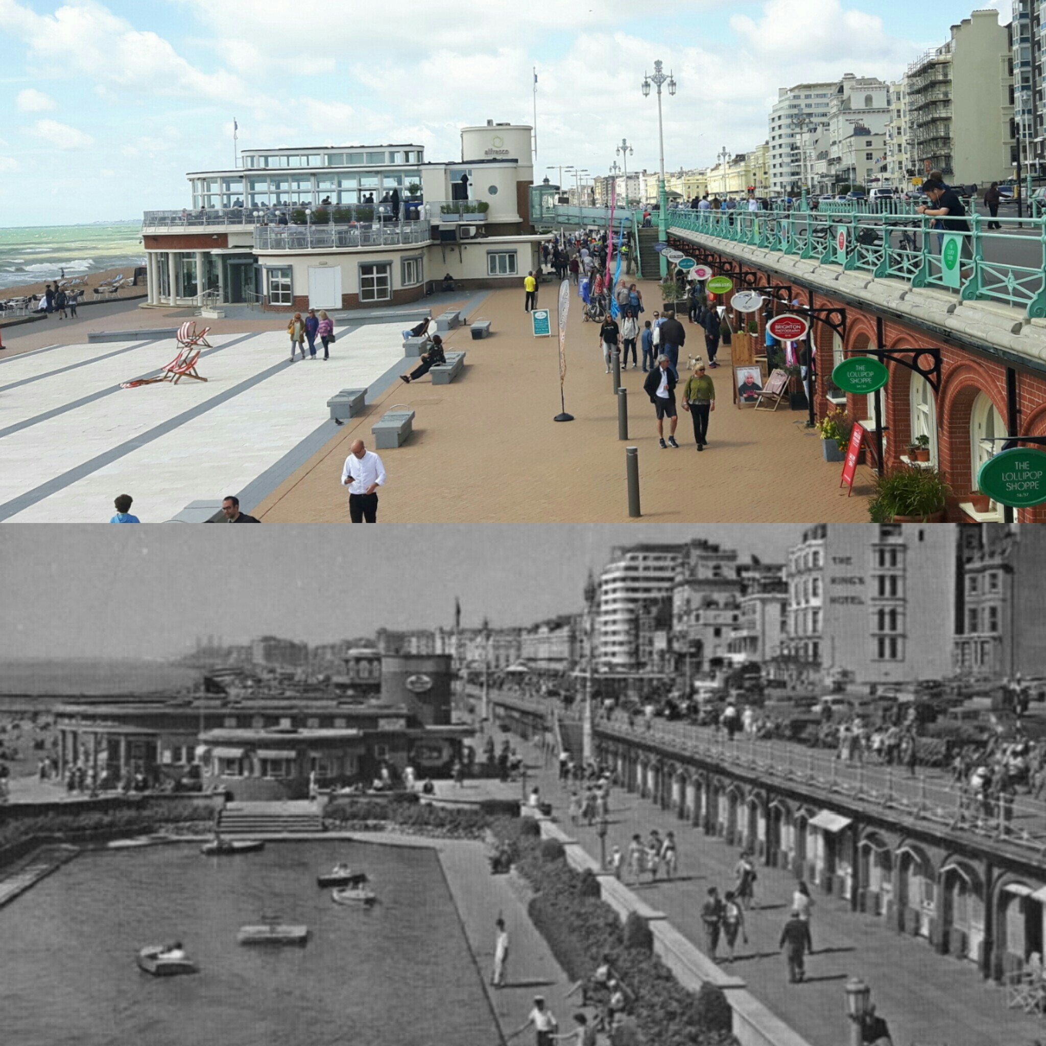 Brighton Seafront Paddling Pool