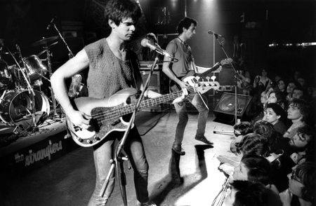 The Stranglers 24 May 1974