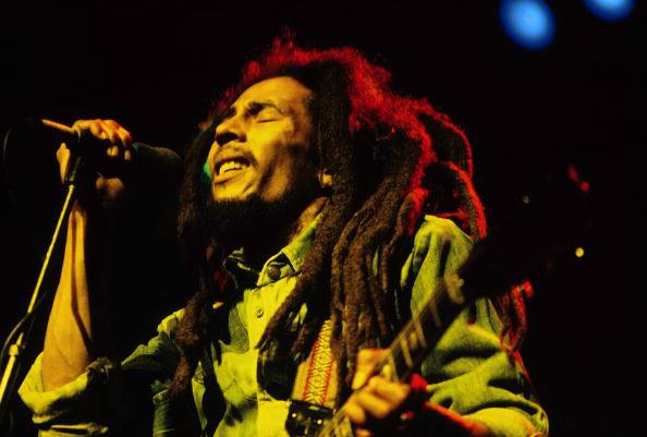 Bob Marley and the Wailers at the Brighton Centre