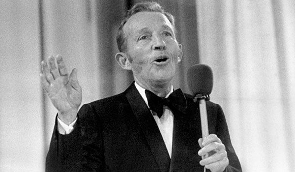 Bing Crosby Brighton Centre 10 October 1977