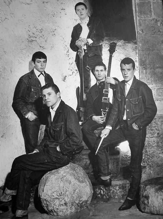 Eric Burden and the Animals 1964