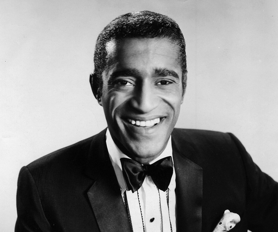 Sammy Davis Junior Brighton Hippodrome 1963