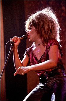 Tina Turner (Brighton Centre)