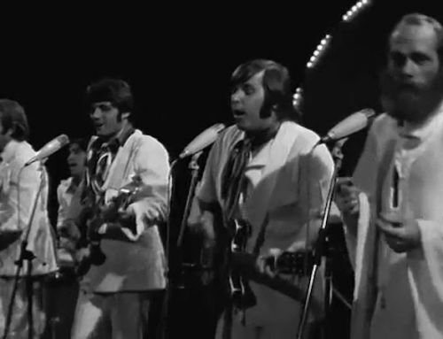Beach Boys Brighton Dome 30 May 1969
