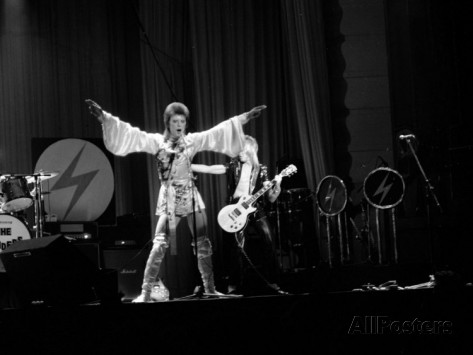 David Bowie Brighton Dome 1973