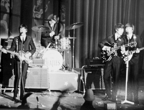 The Beatles Brighton Hippodrome 1964