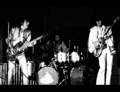 Cream at the Brighton Dome 21 April 1967